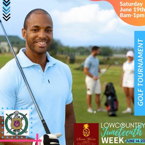Omega Psi Phi Golf Tournament